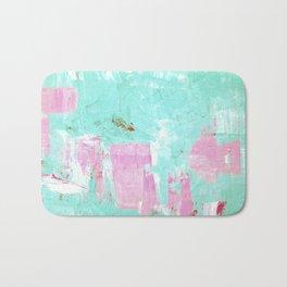 pinktürkis Bath Mat