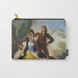 Francisco Goya - The Parasol - El Quitasol Carry-All Pouch