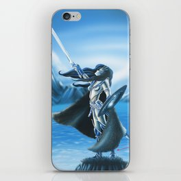 IF I PAY THEE NOT IN GOLD iPhone Skin