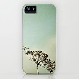 Une histoire d'hiver iPhone Case