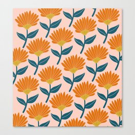 Floral_pattern Canvas Print