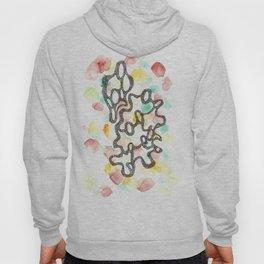 Scandi Micron Art Design   170808 Microns Watercolour 11 Hoody