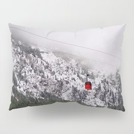 Up to the mountains Pillow Sham
