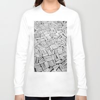 pulp fiction Long Sleeve T-shirts featuring Pulp fiction by GrandeDuc