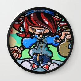 """""""Mini Otto"""" Wall Clock"""
