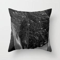 geometry of life Throw Pillow