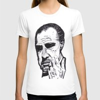 godfather T-shirts featuring The Godfather by tyler Guill