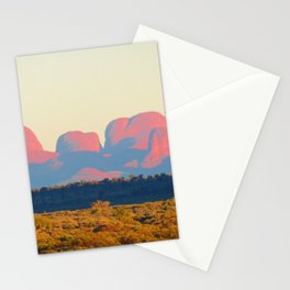 Kata Tjuta Dreaming Stationery Cards