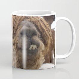 Fluffy Grin Coffee Mug