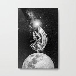 MOON DANCER Metal Print