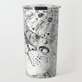 Mandala008 Travel Mug