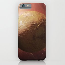 Outer Space Planetary — Venus iPhone Case
