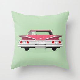 60 Impala Throw Pillow