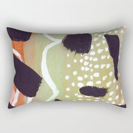 Dots & Marks No.1 Rectangular Pillow