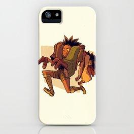 Gotta go Fast! iPhone Case