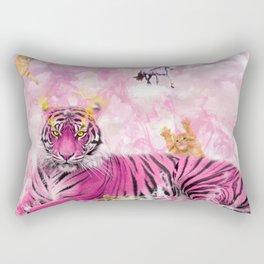Kitty Queen Rectangular Pillow