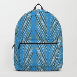 Aqua Wheat Grass Backpack
