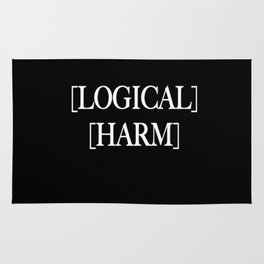 Logical Harm Rug