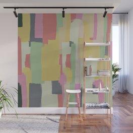Abstract Painting No. 1 Wall Mural
