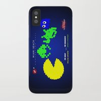 fight iPhone & iPod Cases featuring Fight ! by mauro mondin