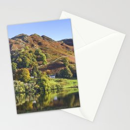 Loughrigg Tarn. Stationery Cards