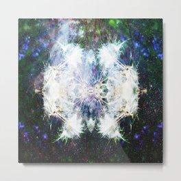 Magical Dandelion Moments Metal Print