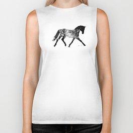 Horse (Noblesse oblige) Biker Tank