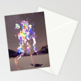 Mindful Explosion Stationery Cards