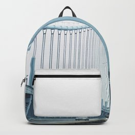 The Ben Franklin Bridge Backpack