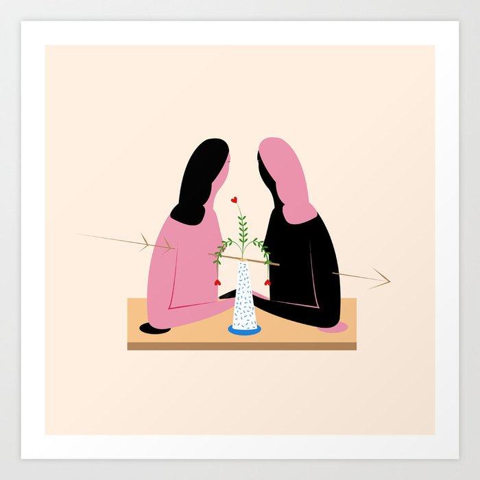 queens Art Print