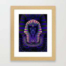 KING Vibez Framed Art Print