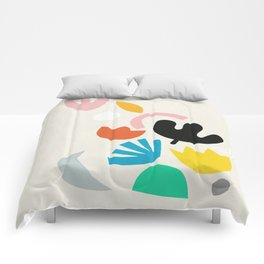 Floral Explosion Comforters