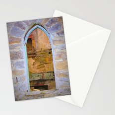 Window in Ruins Stationery Cards