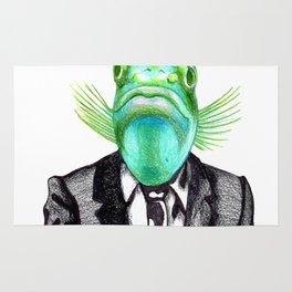 Fishhead Rug