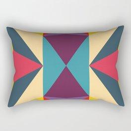 abstract geometric design for your creativity    Rectangular Pillow