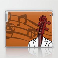 Music In My Head Laptop & iPad Skin