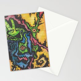 Out of the Hat Stationery Cards