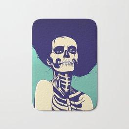 Día de las Muertas Bath Mat