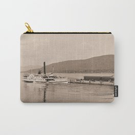 The Horicon I Steamboat (sepia) Carry-All Pouch