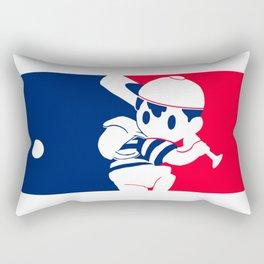 Eagleland Baseball Team Rectangular Pillow