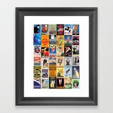 Poster Wallpaper Framed Art Print