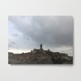 medieval towers Metal Print