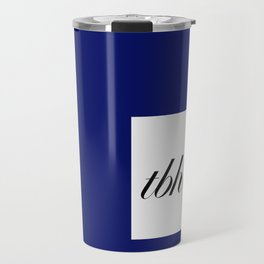 tbh idc Travel Mug