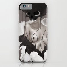 Death By Chocolate Monochrome iPhone 6s Slim Case