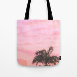Palm Paradise Tote Bag