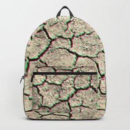 Glitchy desert Backpack