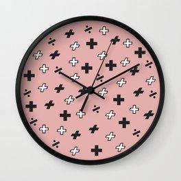 Math Homeworks Cloud - Division Wall Clock