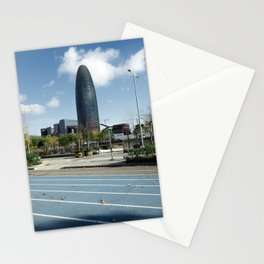 Rocket Launcher Stationery Cards