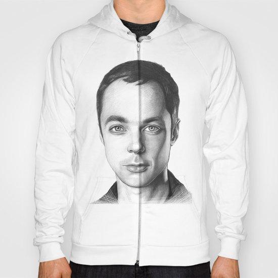 Sheldon Cooper BBT Portrait Hoody