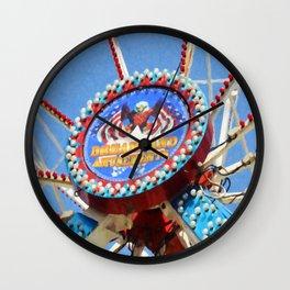 Dreamland Amusements Wall Clock